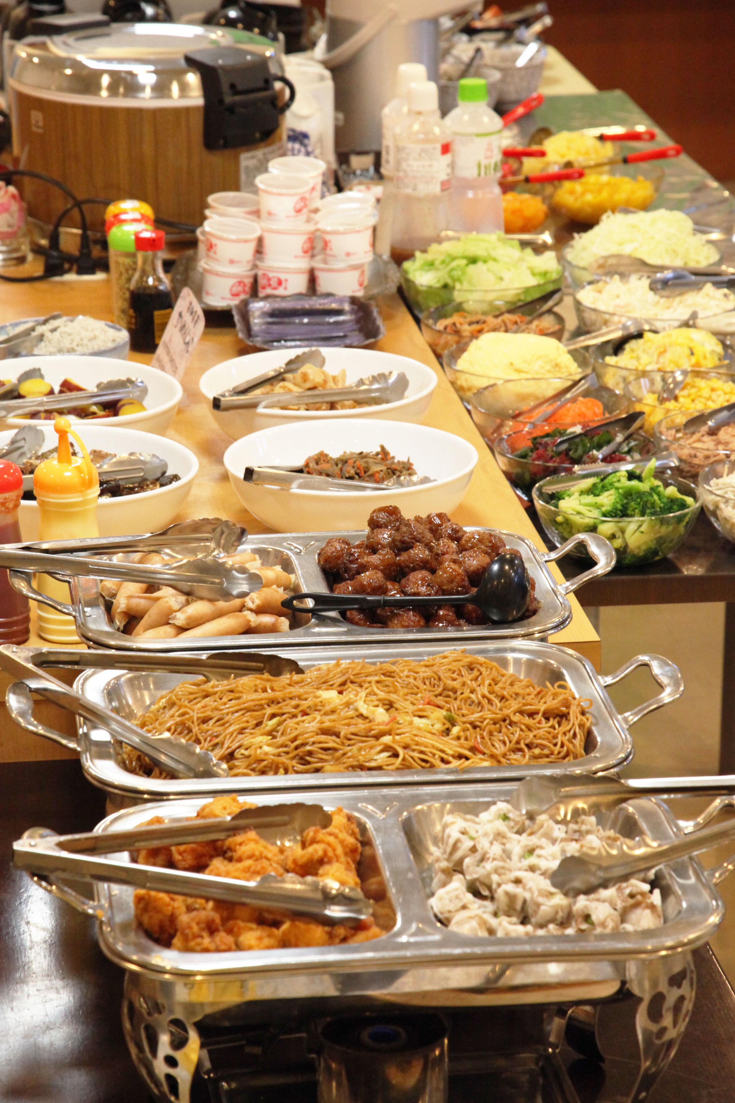 非入住本酒店的客人也可品尝我们引以为傲的早餐!我们的早餐大受好评